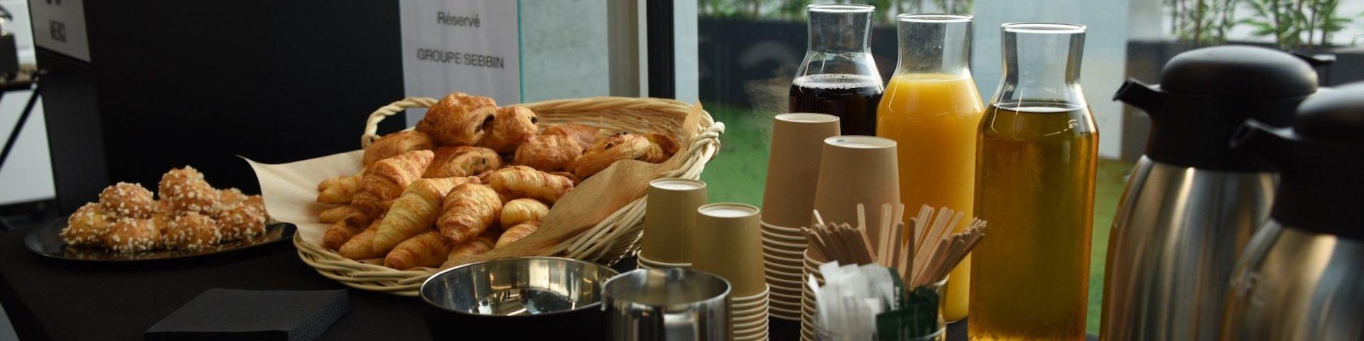 ZENeat Café, restauration et salle de conférence à Boissy l'Aillerie
